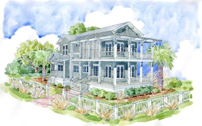 Introducing the latest Southern Living Inspired Community:  Cape Fear Station on Bald Head Island