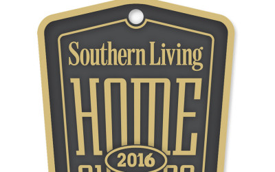 Sanderson recipient of Southern Living  2016 Home Awards Best Custom Builder