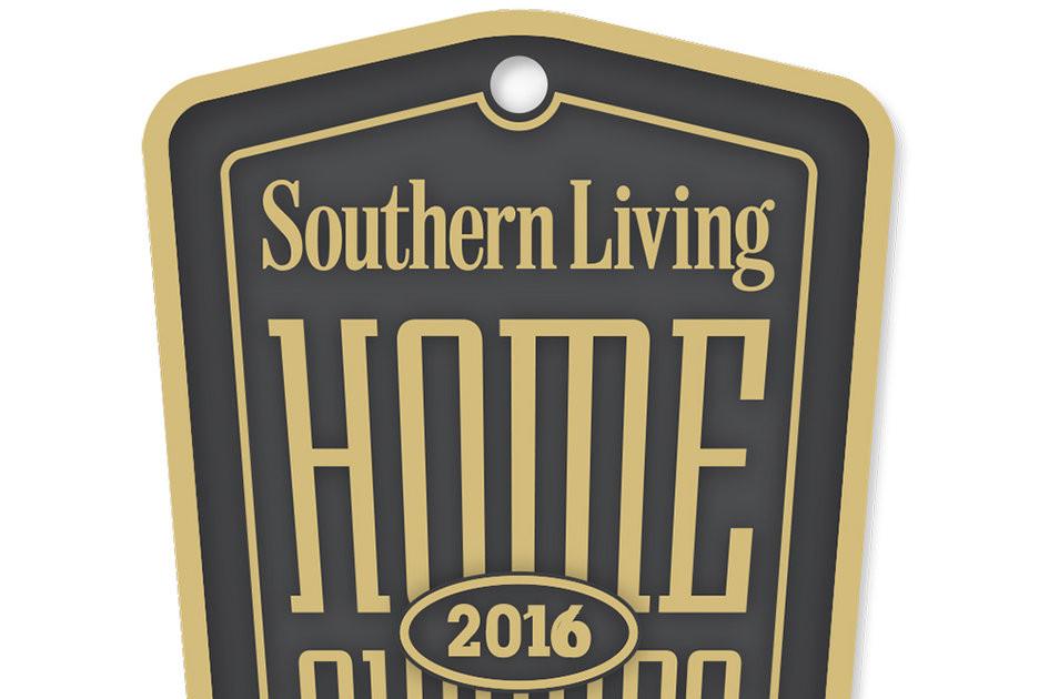 Sanderson recipient of Southern Living  2016 Home Awards Best Custom Builder